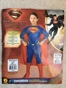 "Hallowe'en ""Superman"" kids costume"