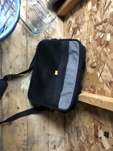 Free laptop bag and plates