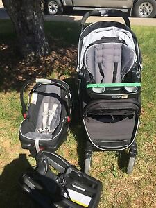 Grace stroller and car seat pacjage