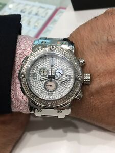 Aqua Master Diamonds Watch