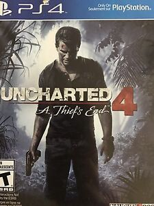 Uncharted for trade