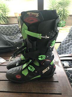 Motorcross boots
