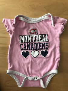 Cache-couche Canadiens 0-3 mois