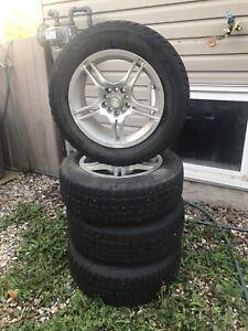 Dodge Caravan 16' rims and tires
