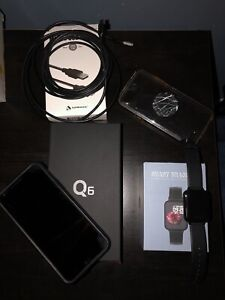 Cell phone, smart watch && accessories