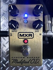 MXR Modified O.D. Overdrive