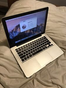 "Late 2011 MacBook Pro 13"" (500GB HDD - 4GB RAM)"