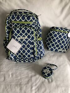 Jujube backpack diaper bag new with tags