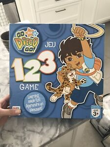 Go Diego Go game
