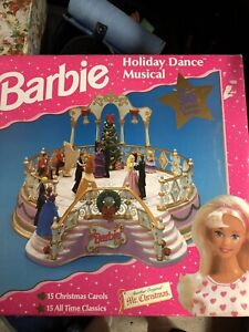 Barbie holiday dance musical