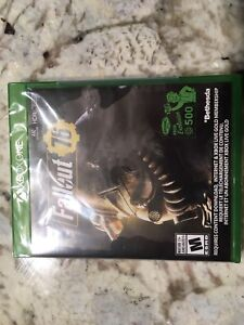 Fallout 76 Xbox one sealed