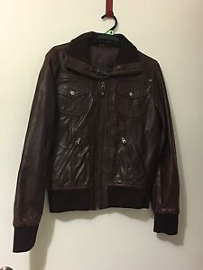 Genuine Leather jacket- women's. Brand New. Epping Ryde Area Preview