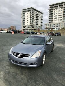 2012 NISSAN ALTIMA 2.5 S, ACCIDENT FREE/ POWER WINDOWS/LOCKS!