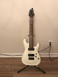 Schecter Omen-8 Diamond series 8 string electric guitar
