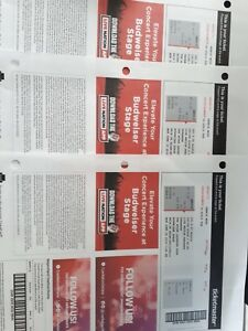 Paramore/ Foster the people concert tickets