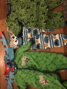 Huge Brand Name Baby Boys Clothing Lot~Some Toys