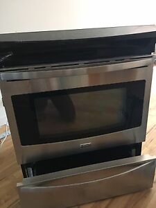 Kenmore Elite Stainless