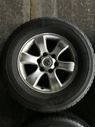 Wheels and Tyres off Toyota Landcruiser Prado 2007 Rocklea Brisbane South West Preview