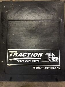 Assorted Tractor Trailer Parts