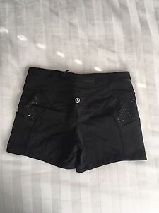 Lululemon Black Shorts For Sale!