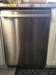 Thermador stainless steel dishwasher