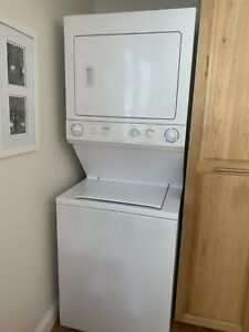Apartment sized washer and dryer
