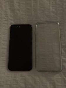 iPhone 7 Plus space grey 128GB mint with otter box case UNLOCKED
