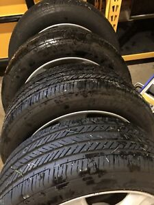 Michelin Pilot MXM4 HX  P225/50r17 (tires only)