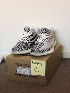 4474f642e yeezy 350 v2 zebra