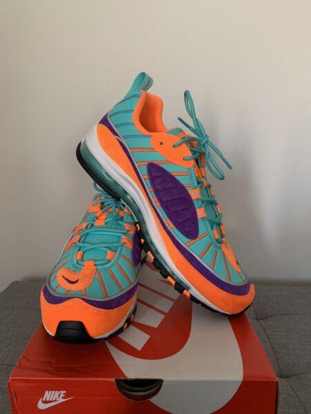 official photos 74e40 00c6b Nike QS Cone Air Max 98 U.S 9.5   Men s Shoes   Gumtree Australia Monash  Area - Ashwood   1217014071