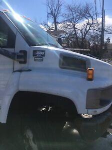 Camion gmc diesel duramax 4+4