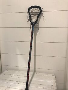 Lacrosse Stick with ball
