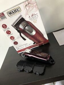 Wahl magic barber clippers