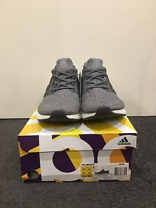 Adidas Ultraboost 3.0 Mystery Grey US 11.5 (New) Hawthorn East Boroondara Area Preview