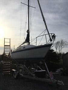 27' O-Day Sail Boat *REDUCED PRICE*