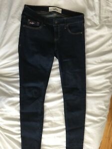 Like new jeans from hollister