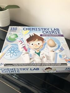 Chemistry lab kids game nib