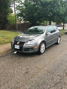 2007 Volkswagen GTi 6 speed manual!!!  Sell or trade!