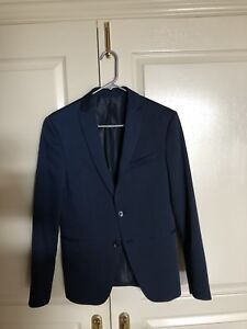 Navy Blue Suit - Zara Men's - 10/10 condition