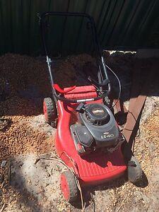 Lawnmower, working but leak on top of fuel tank Bassendean Bassendean Area Preview