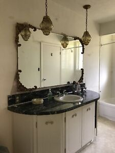 Awesome Bathroom Vanity Cabinet Kijiji In St Catharines Buy Home Interior And Landscaping Mentranervesignezvosmurscom