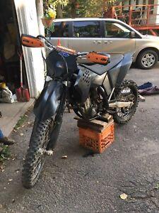 2008 KTM 250sxf