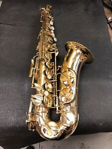 King 613 alto saxophone in great condition