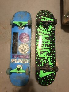 2 complete boards/available for sale separately
