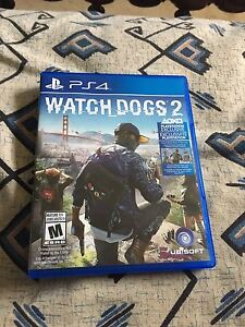 Watch dogs 2 brand new