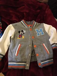 18 months boys jacket or track suit