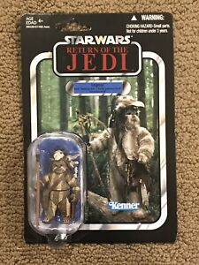 Star Wars TVC Logray figure MOC