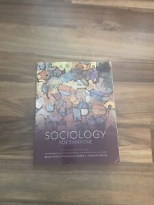 Sociology COLLEGE TEXTBOOK