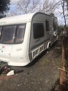 Elddis single axel 18ft Caravan Riverside West Tamar Preview
