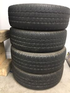 265/70R18 Michelins